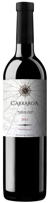 Botella Carraroa 2015